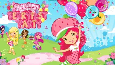 Strawberry Shortcake Berryfest Party Screenshot