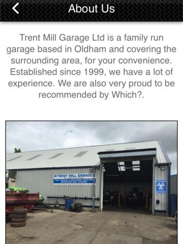 Trent Mill Garage - náhled