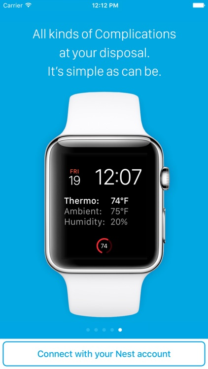 Thermo Watch for Nest Thermostat® screenshot-3