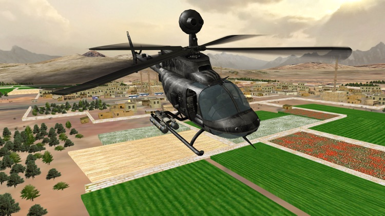 Air Cavalry - Helicopter Combat Flight Simulator screenshot-4