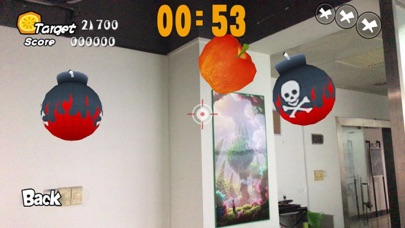 AR-Game Screenshot 2