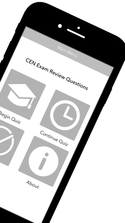 CEN (Certified Emergency Nurse) Quiz