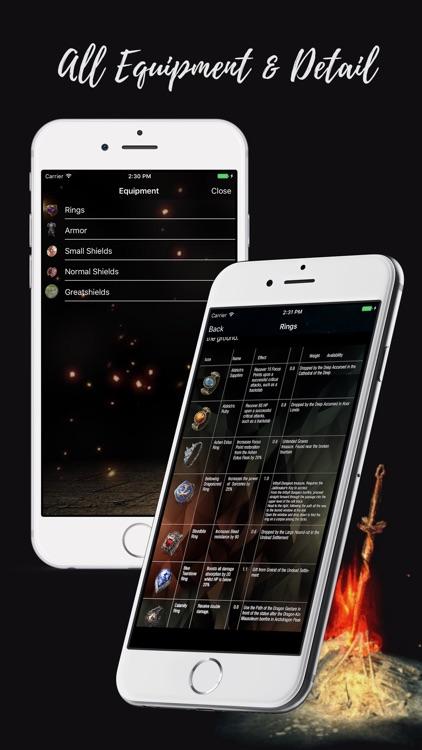 Guides for Dark Souls 3 Game All Database