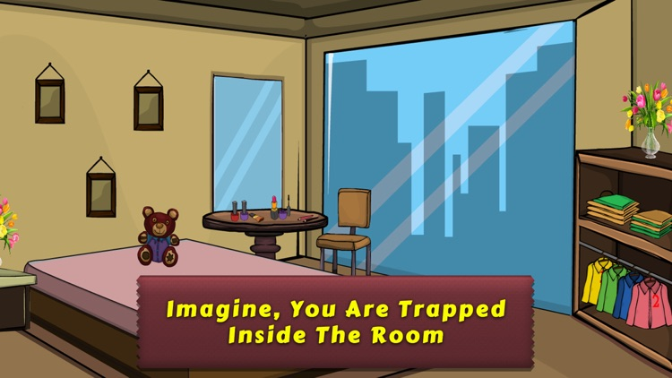 Room Escape Games - The Lost Key 7