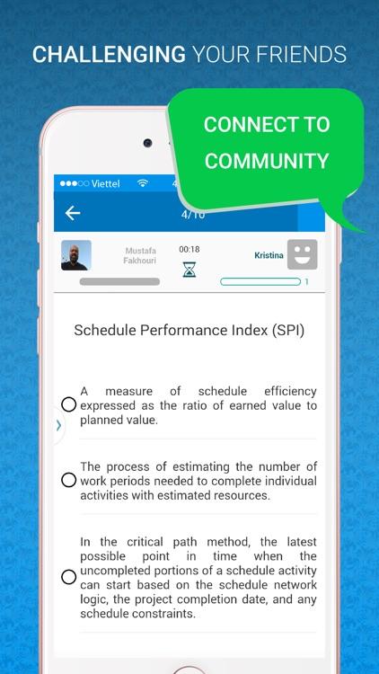 PMP Practice test screenshot-3