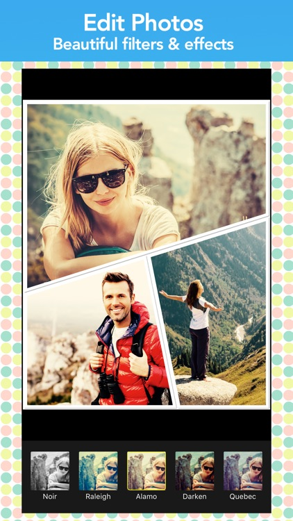 Snap Photo Collage & Combiner screenshot-3