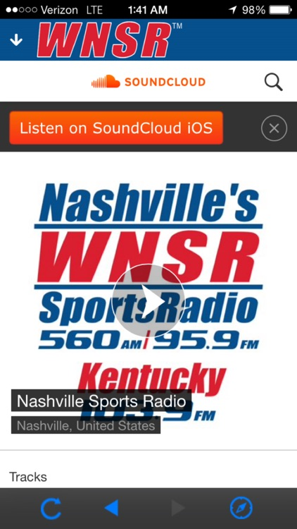 Nashville Sports Radio screenshot-3
