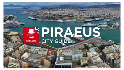 Piraeus City Guide, Athens screenshot one
