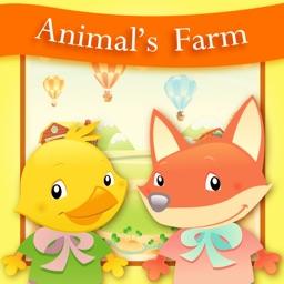 Funny Stories - Animal Farm