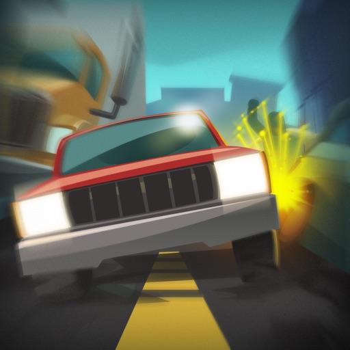 Nitro Lane: Traffic Jam Racer iOS App