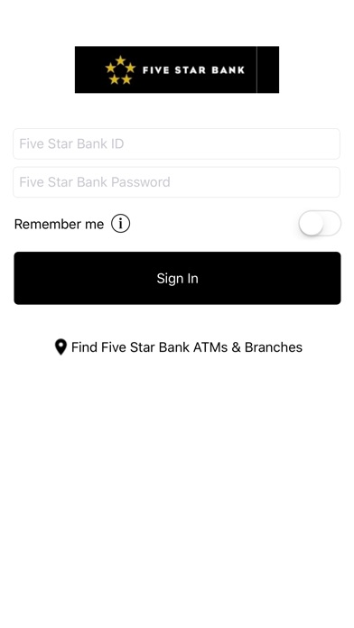 Five Star Bank CA-1