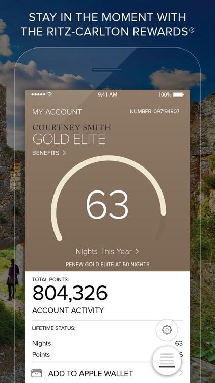 The Ritz-Carlton Hotels screenshot-4