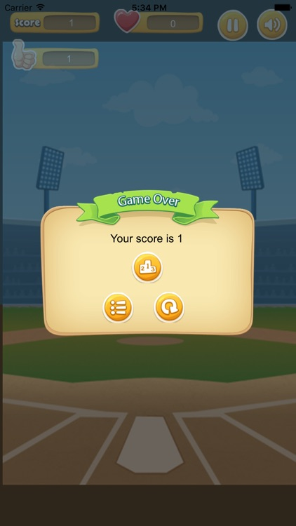 Hit The Ball Game screenshot-3