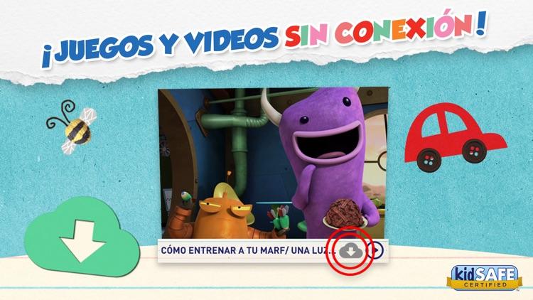 NOGGIN: Videos y Juegos screenshot-4