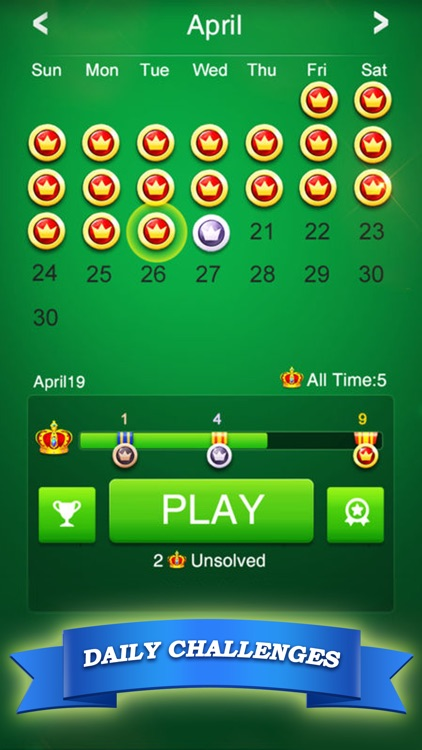 Solitaire Classic!! screenshot-2