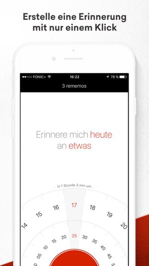 Rememo – Quick Reminder Screenshot