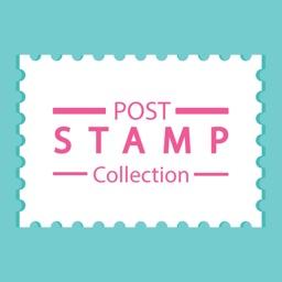 Post Stamp Sticker Pack