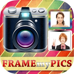 Frame My Pics - Create Picture & Photo Collages
