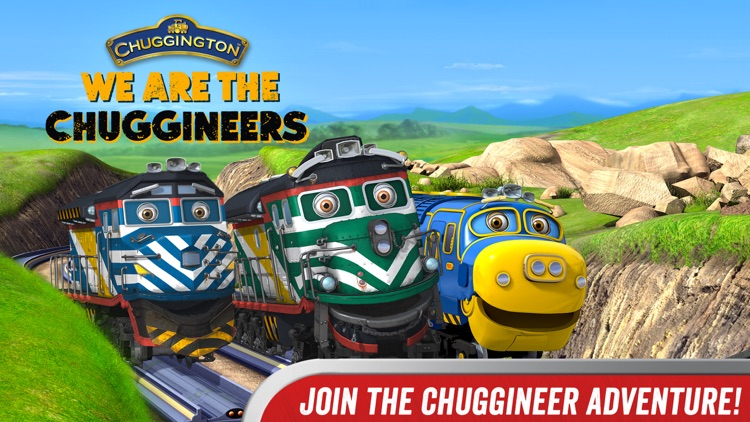 Chuggington - We are the Chuggineers screenshot-0
