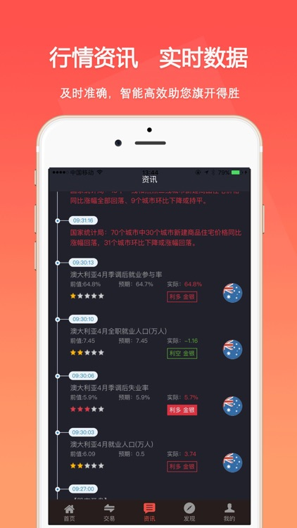 操盘客-黄金原油国际期货平台 screenshot-3