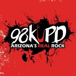 98KUPD: Arizona's Real Rock