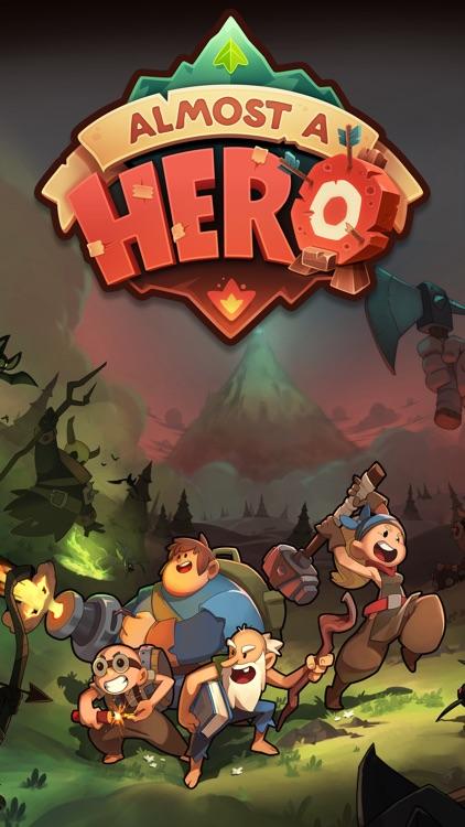 Almost a Hero - Clicker RPG