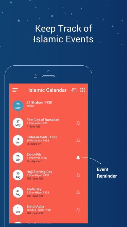 Athan: Prayer Times and Quran by IslamicFinder screenshot-4