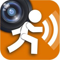 Motion sensor - hidden camera & video surveillance