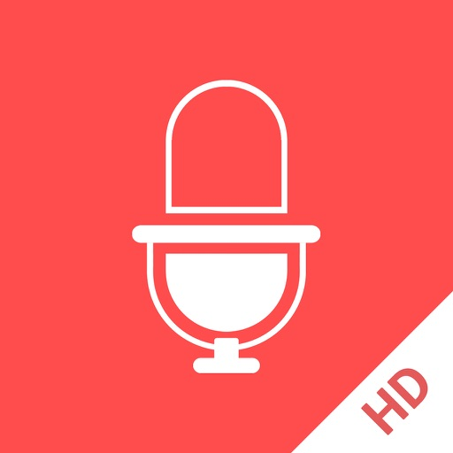 Microphone HD - recorder voice changer memo