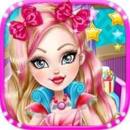 Princess Sweet Cake - 3 girls party
