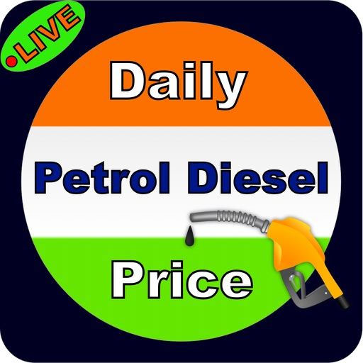 Petrol Diesel Rate Live icon