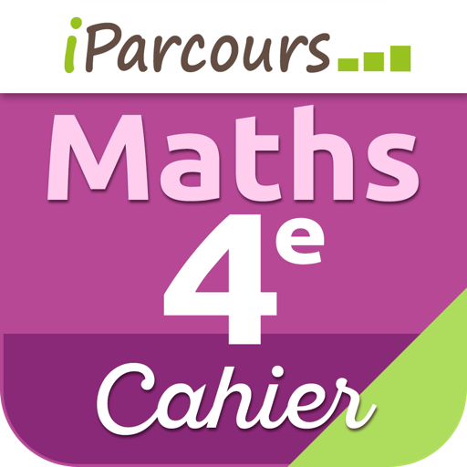 Cahier iParcours 4e - version Enseignant