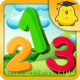 First Numbers -simple math for kids