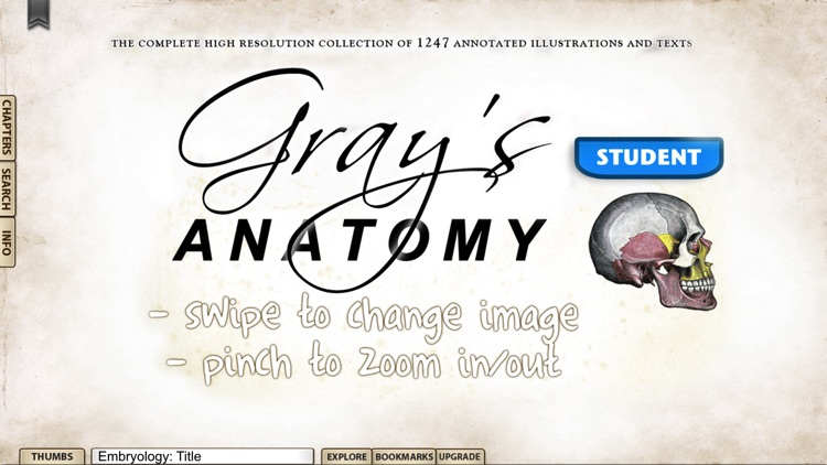 Grays Anatomy Student Edition By Luke Allen