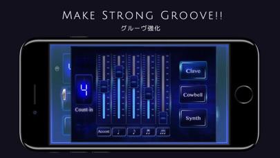 変拍子メトロノーム screenshot1