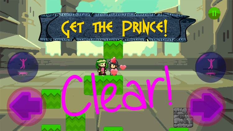 Little Medusa: Nike Water & The Petrified Princess screenshot-4