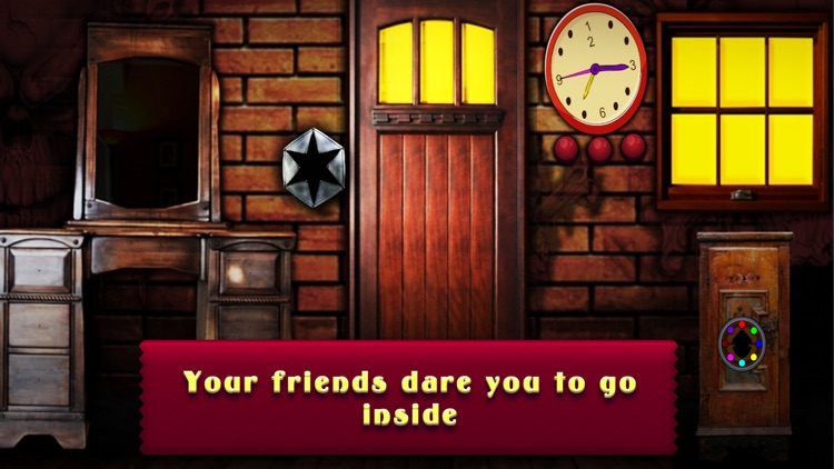 Night Mare House Escape Games screenshot-3