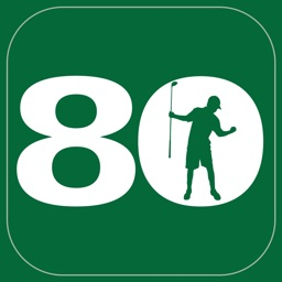 80BREAKR Best Golf Scorecard + GPS