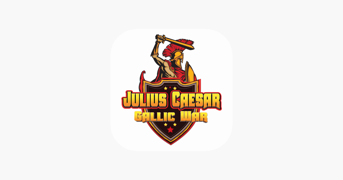 Julius Caesar Gallic War On The App Store