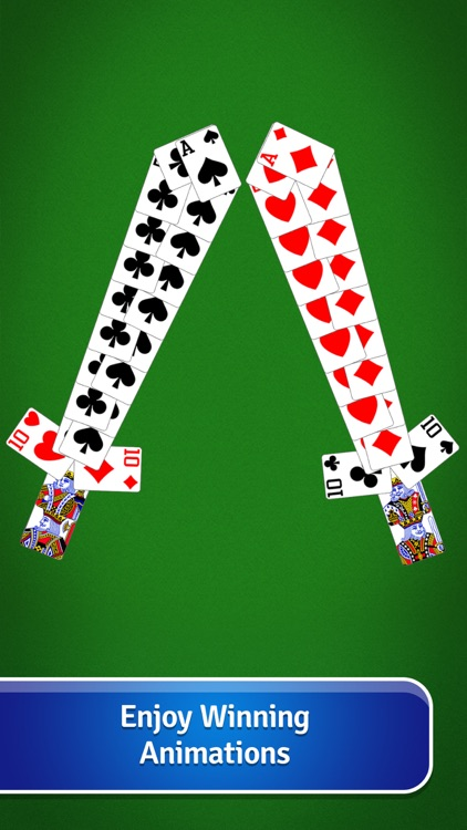 TriPeaks Solitaire: Card Game screenshot-3