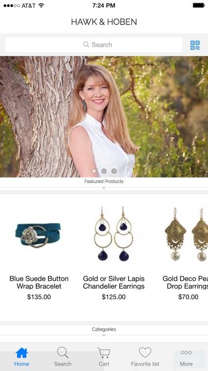 Hawk & Hoben Jewelry