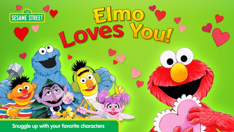 Elmo Loves You! screenshot-0