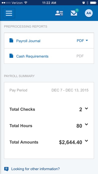 Paychex Flex for Windows