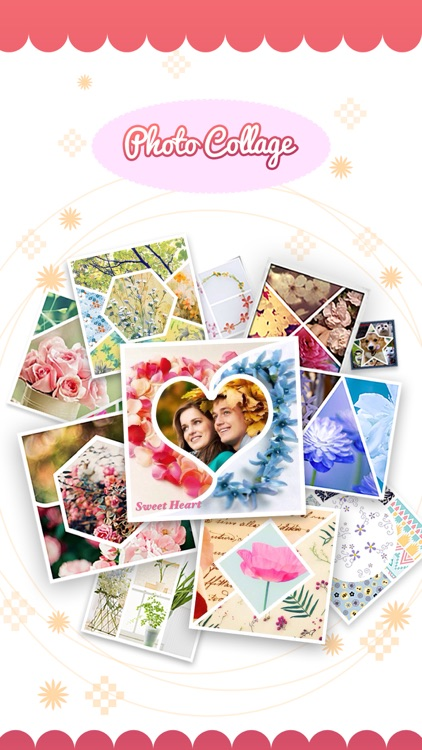 Pic-Frame Grid (Photo Collage Maker and Editor)