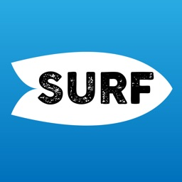 Surf Report - Core Surfer Stickers
