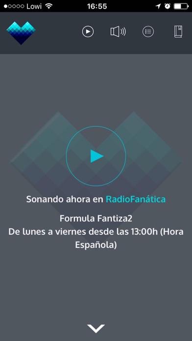 Radio Fanática screenshot 3