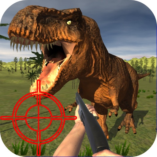 Wild Dinosaur Shoot 3D icon