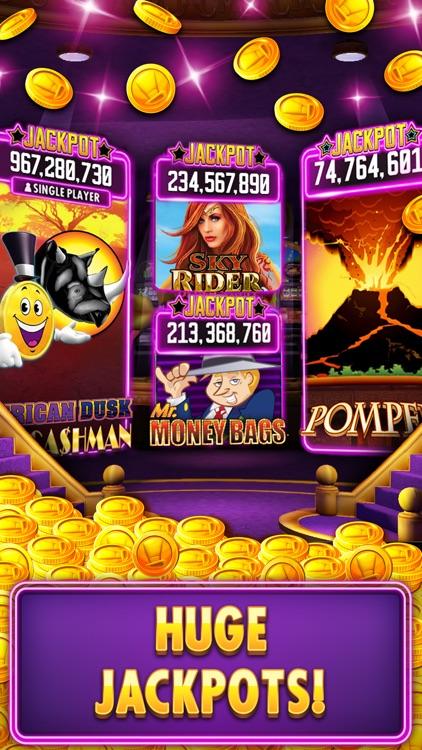 Cashman Casino - Casino Slots Games
