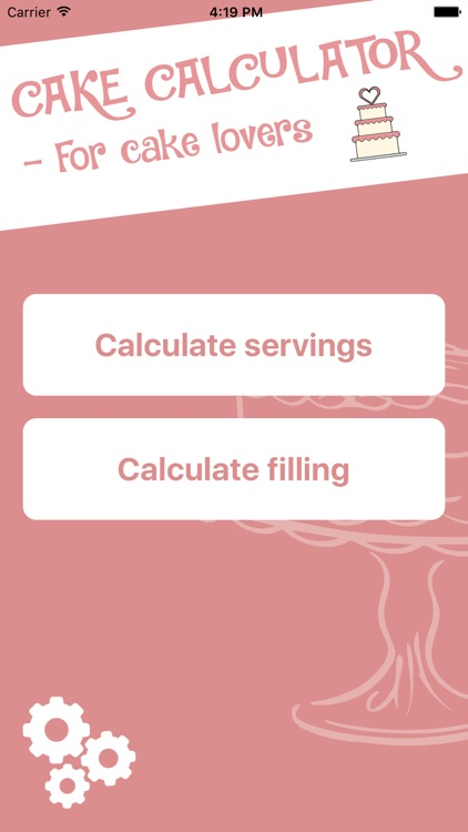 Cake Calculator Pro