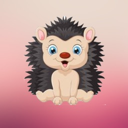 Porcupine Stickers